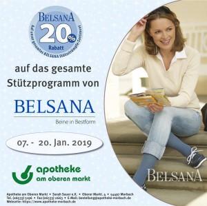 Unsere Belsana-Aktion im Januar 2019