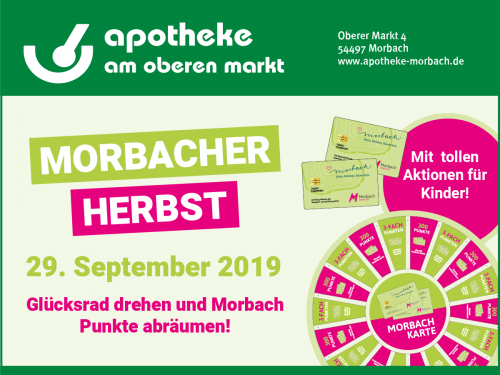 Morbacher Herbst 2019