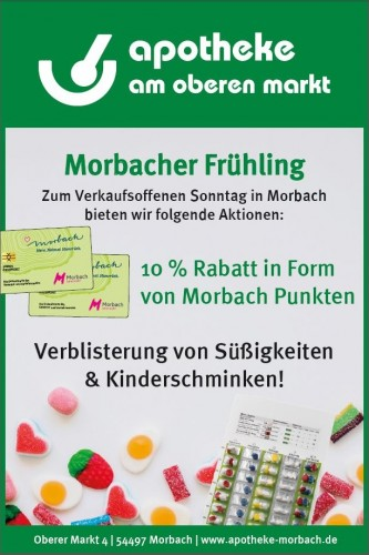 Morbacher Frühling am 07. April 2019